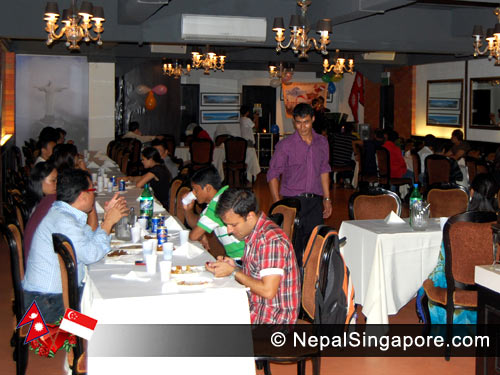 Nepali New Year Celebration in Singapore