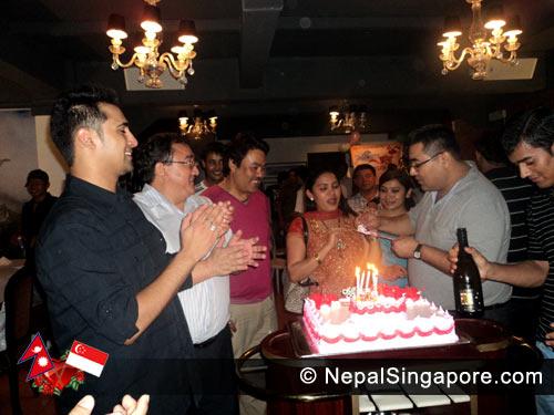 Nepali New Year Celebration in Singapore